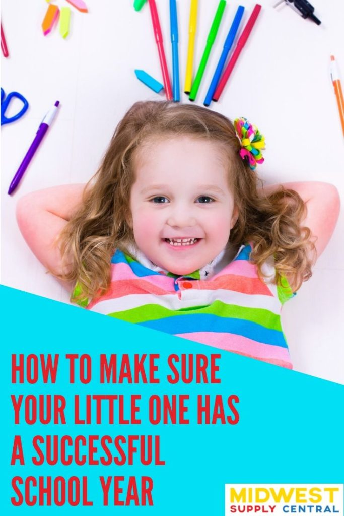 How to make sure your Little one has a successful school year- by Midwest Supply Central School Supply Kits
