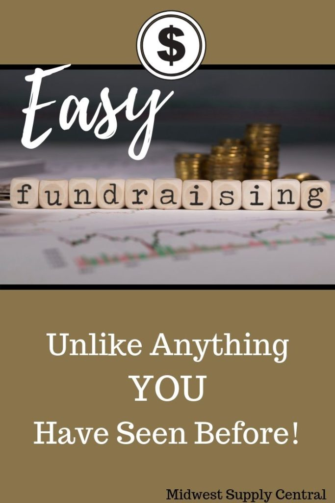 Easy Fundraising - Profitable Products People Actually Use