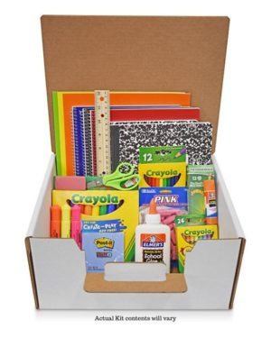 MWSC School Supply Kits - Affordable Kits filled with brand name products that match you supply list!