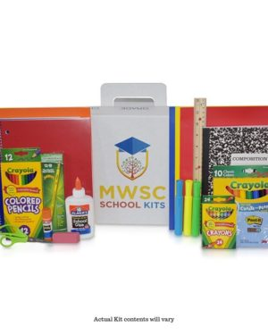 MWSC School Supply Kits - Brand Name schools supplies at affordable prices!